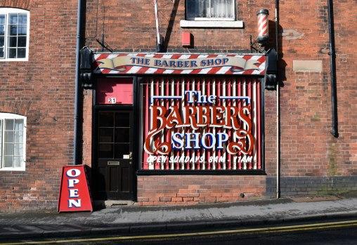 Barber Shop Uttoxeter