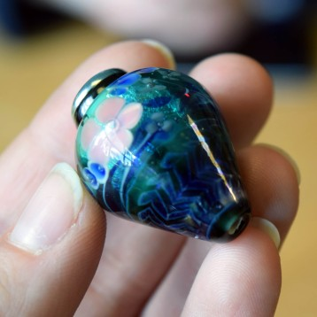 Glass Bead Collab Madeline Bunnyan Kathryn Greer Nathalie Crottaz