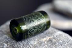 Boussole verte lignes fines 2016