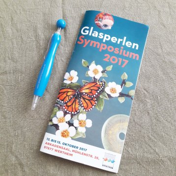 Wertheim Glasperlen Symposium 2017